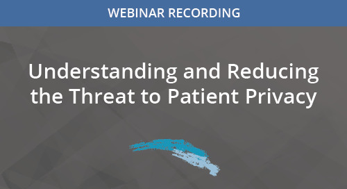 Understanding and Reducing the Threat to Patient Privacy