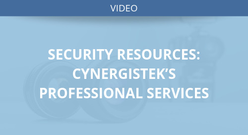 Security Resources: CynergisTek's Professional Services
