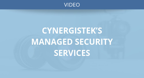 CynergisTek's Managed Security Services