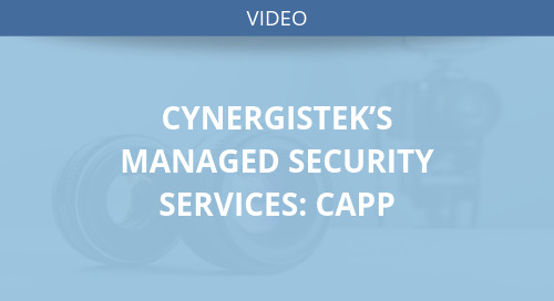 CynergisTek's Managed Security Services: CAPP