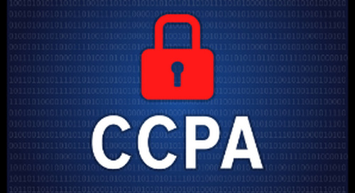 Debunking Four Common Myths of the California Consumer Privacy Act (CCPA)