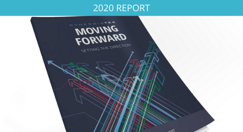Moving Forward: Setting the Direction | 2020 Annual Report