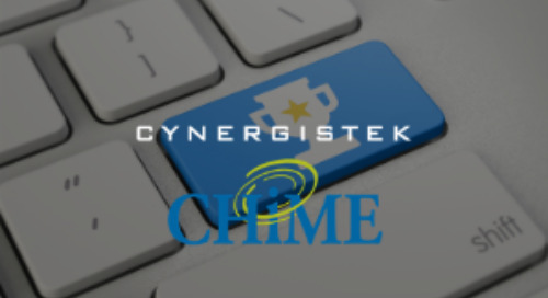 CynergisTek CEO Emeritus Mac McMillan Honored with CHIME Foundation Industry Leader Award