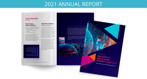 The State of Healthcare Security & Privacy 2021 Annual Report