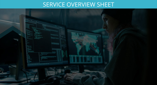 Ransomware Preparedness Service Overview Sheet