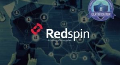 Redspin is Approved to Offer CMMC Training as a Licensed Training Provider