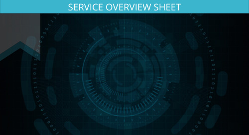 OCR Audit Readiness Service Overview Sheet