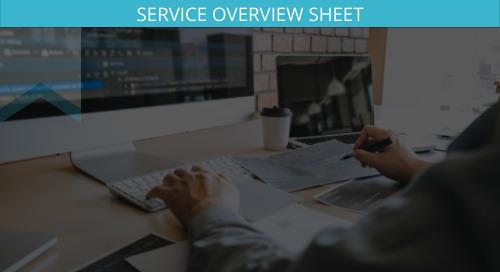 Hybrid Entity Assessment Overview Sheet
