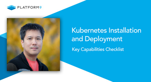 Kubernetes Installation and Deployment