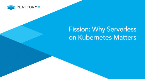 Fission: Why Serverless on Kubernetes Matters