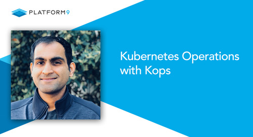 Kubernetes Operations with Kops