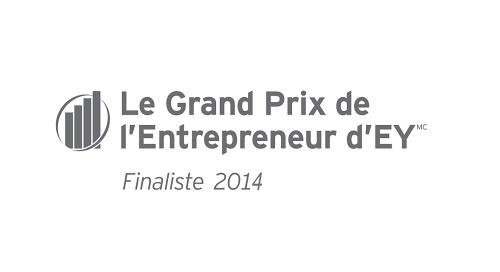 Le Grand Prix de l'Entrepreneur d'EYMC 2014