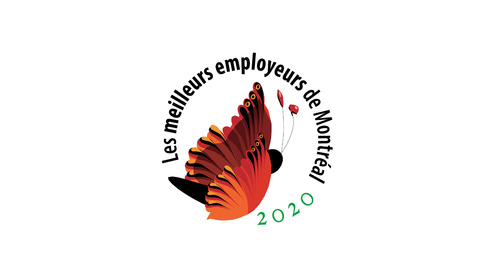 Meilleurs employeurs de Montréal - 2020
