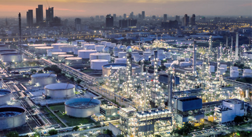 Les solutions Genetec pour le secteur de l'Énergie
