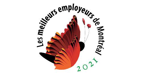 Meilleurs employeurs de Montréal - 2021