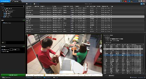 Security Center Transaction Finder