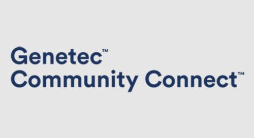 Genetec Community Connect