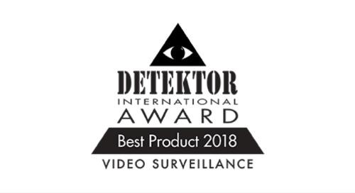 Prix Detektor International 2018 - Lauréat