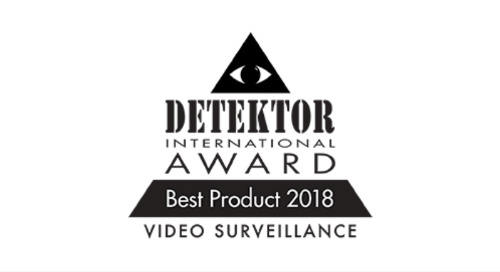 Detektor International Awards 2018 - Winner