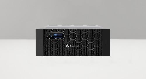 NAS Streamvault SVS-7000E