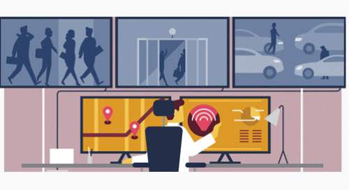 Solutions de sécurité physique pour les bâtiments mutualisés