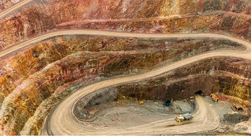 Protección de las compañías  mineras y sus terrenos