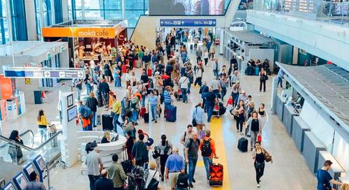 Portafolio para aeropuertos de Genetec