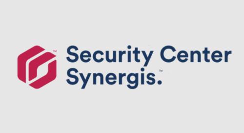 Portefeuille de matériels de contrôle d'accès Synergis