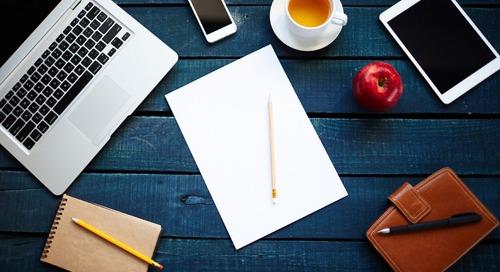 Planifier un nouveau site Web en quatre étapes faciles