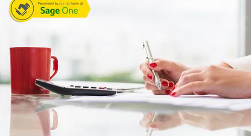 Cinq avantages de passer des feuilles de calcul à un logiciel comptable