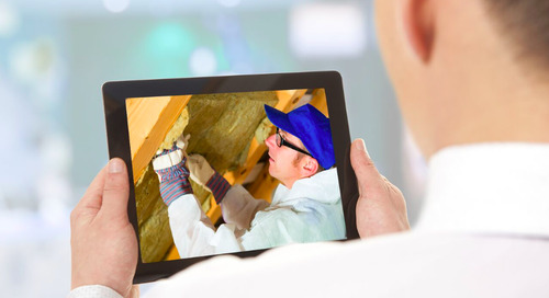 Comment la vidéo peut faire prospérer votre entreprise de services résidentiels