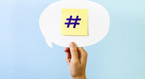 Pourquoi utiliser des hashtags