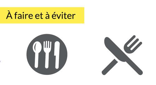 Infographique : Obtenez des évaluations favorables sur votre restaurant