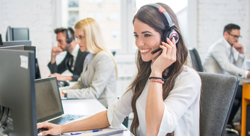 Recruiting Special Agents for Contact Centers