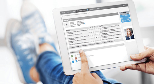 enAC - Paperless Assessment Centres by papilio and Aon's Assessment Solutions