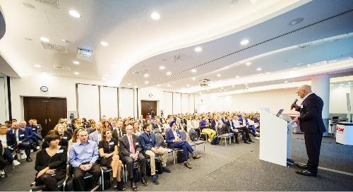 """""""The Smart Use of Online Assessment 2019"""": Mehr als 200 Experten besuchten das 5. Talent-Summit von cut-e"""