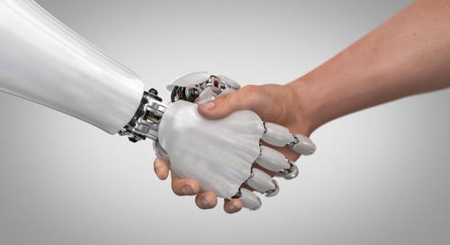 Recruiting Side-by-Side with Robots