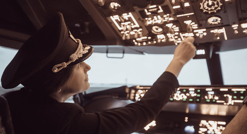 Checking in: the crucial competencies for pilots