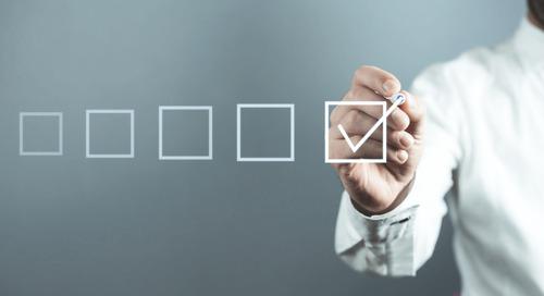 Checkliste Psychometrische Online Assessments