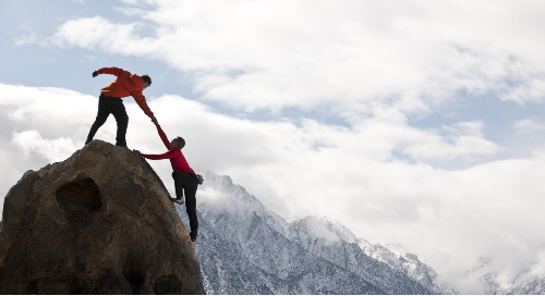 Building Resilience by Shifting Focus and Taking Control