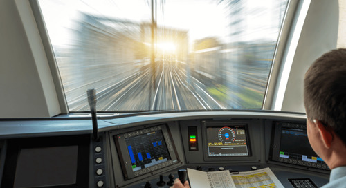 Ensuring the Safety Focus of Train Drivers