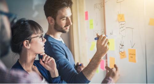 Optimierung Ihrer Talentstrategie Flyer