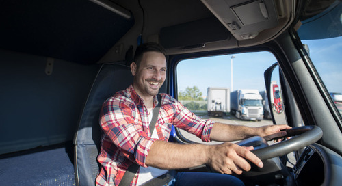 Risiken reduzieren & Wachstum fördern – mit der Drivers Suite von Aon das Verhalten von Berufskraftfahrern vorhersagen