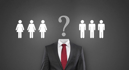 The Authority of Those in 'Male' or 'Female' Jobs