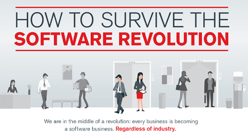 How to survive the software revolution