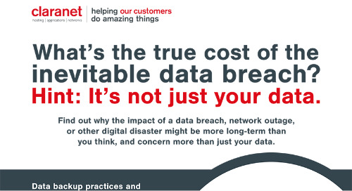 Claranet | What's the true cost of the inevitable data breach?
