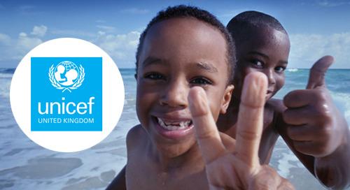 Claranet case study | Unicef UK