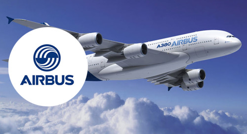 Airbus uses Claranet to deliver a successful product launch