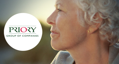 Claranet case study   Priory Group