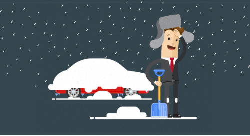 Snow Joke - Why bad weather is bad news for business